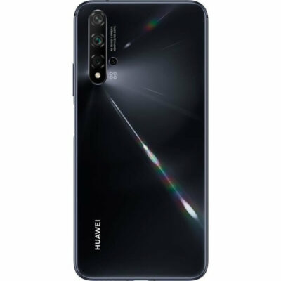 Téléphones neufs HUAWEI Nova 5t Noir 2 en Martinique, en Guadeloupe, en Guyane et à la Réunion