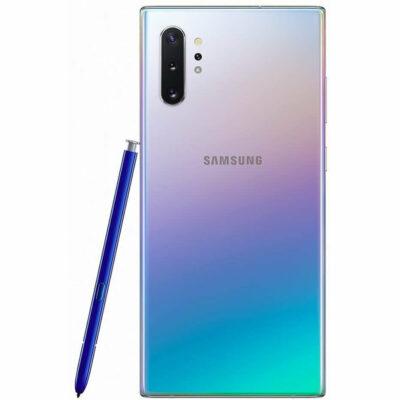 Téléphones neufs SAMSUNG Galaxy note 10 plus Argent 2 en Martinique, en Guadeloupe, en Guyane et à la Réunion