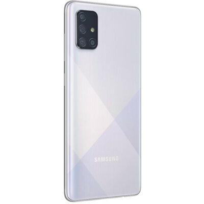Téléphones neufs Samsung Galaxy A71 Argent 3 en Martinique, en Guadeloupe, en Guyane et à la Réunion