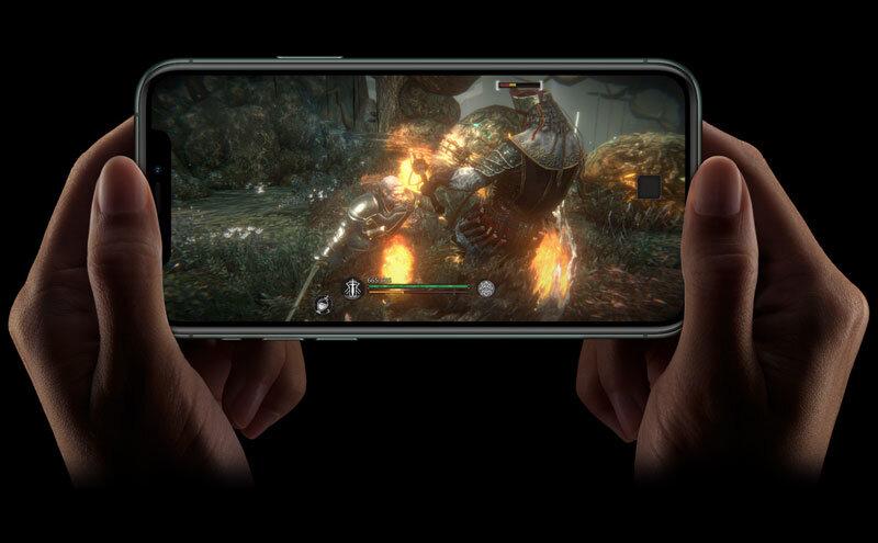 Téléphones neufs Apple Iphone 11 Pro Descriptif 2 en Martinique, en Guadeloupe, en Guyane et à la Réunion