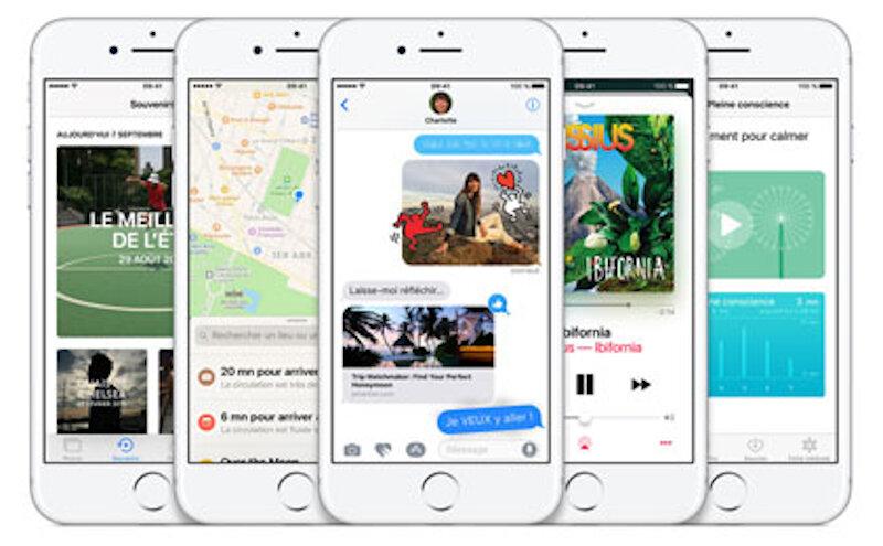 Téléphones neufs Apple Iphone 7 Descriptif 5 en Martinique, en Guadeloupe, en Guyane et à la Réunion