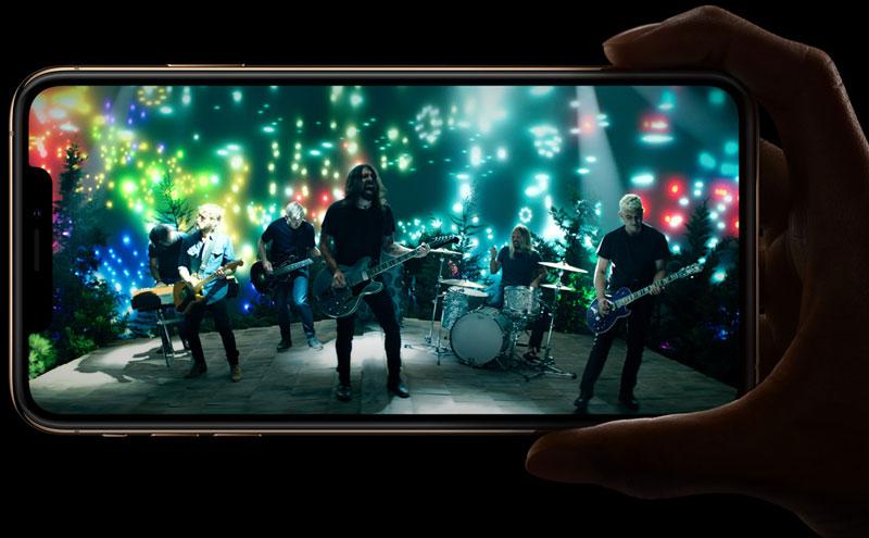 Téléphones neufs Apple Iphone Xs Max Descriptif 2 en Martinique, en Guadeloupe, en Guyane et à la Réunion