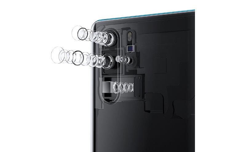 Téléphones neufs Huawei P30 Pro Descriptif 1 en Martinique, en Guadeloupe, en Guyane et à la Réunion