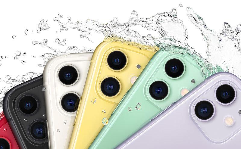 Téléphones neufs Descriptif Iphone 11 4 en Martinique, en Guadeloupe, en Guyane et à la Réunion
