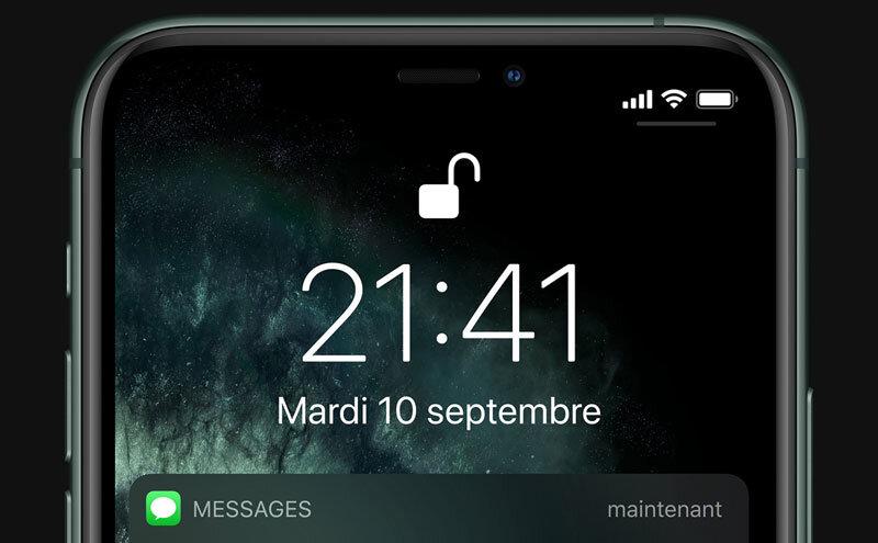 Téléphones neufs Descriptif Iphone 11 Pro Max 1 en Martinique, en Guadeloupe, en Guyane et à la Réunion