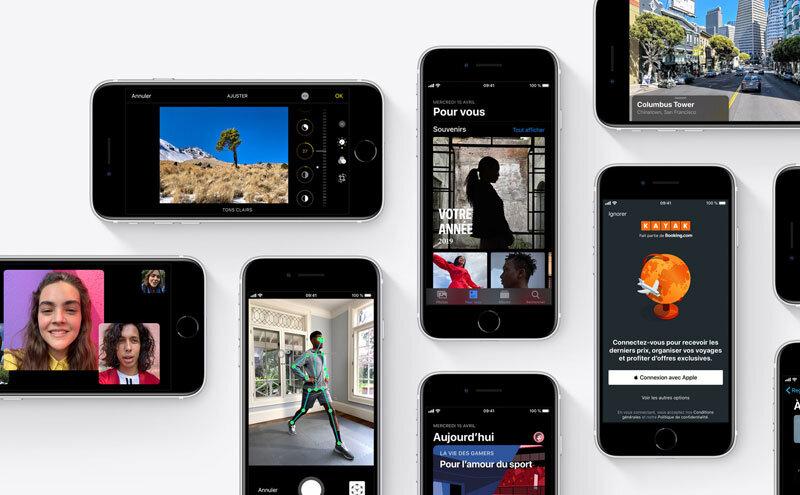 Téléphones neufs Descriptif Iphone SE 1 en Martinique, en Guadeloupe, en Guyane et à la Réunion