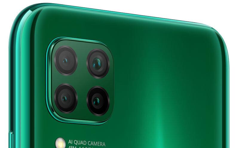 Téléphones neufs Description Huawei P40 Lite 2 en Martinique, en Guadeloupe, en Guyane et à la Réunion