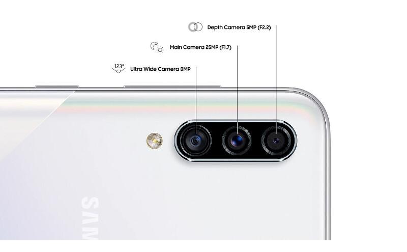 Téléphones neufs Description Samsung A30s 2 en Martinique, en Guadeloupe, en Guyane et à la Réunion