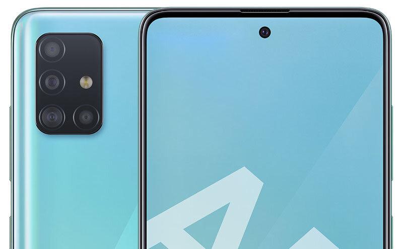 Téléphones neufs Description Samsung A51 1 en Martinique, en Guadeloupe, en Guyane et à la Réunion