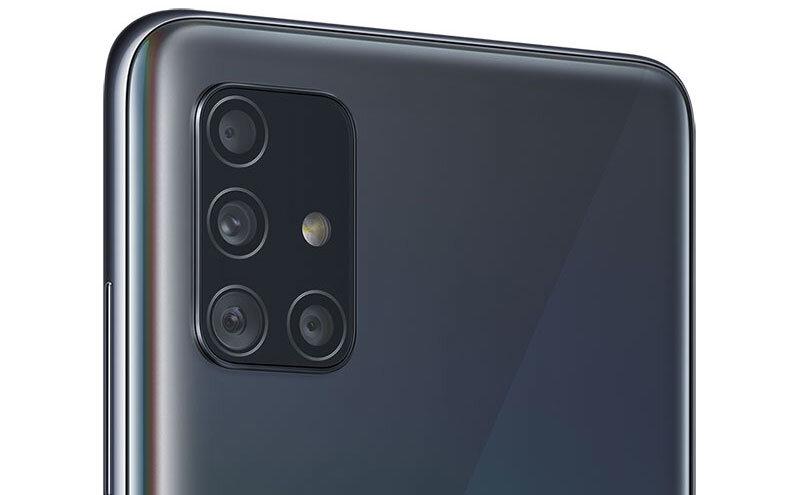 Téléphones neufs Description Samsung A51 2 en Martinique, en Guadeloupe, en Guyane et à la Réunion
