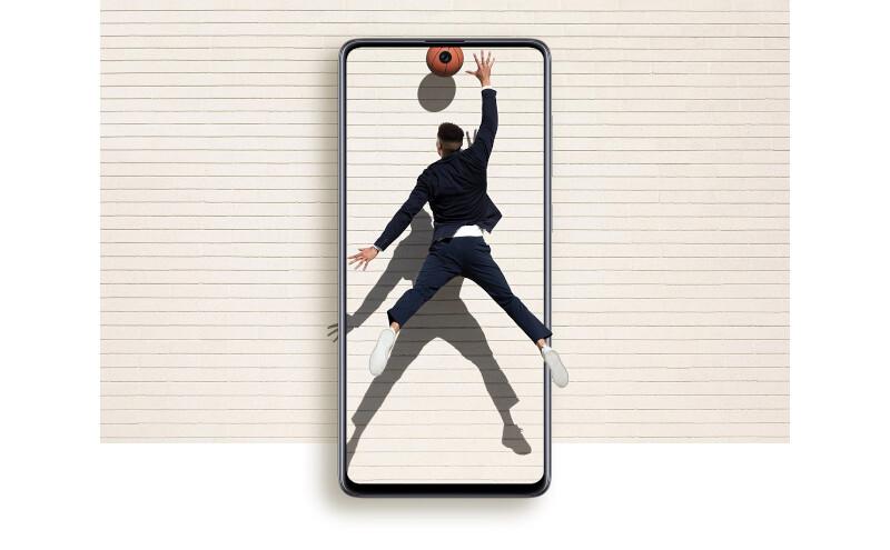 Téléphones neufs Description Samsung Galaxy A71 1 en Martinique, en Guadeloupe, en Guyane et à la Réunion