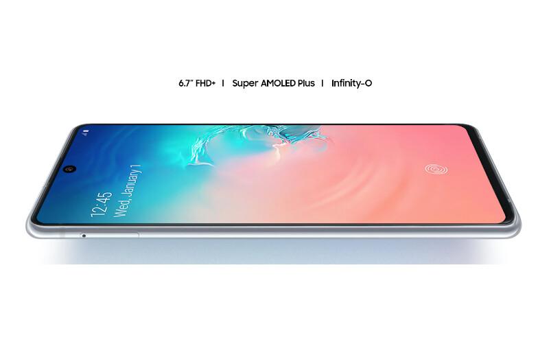 Téléphones neufs Description Samsung S10 Lite 1 en Martinique, en Guadeloupe, en Guyane et à la Réunion