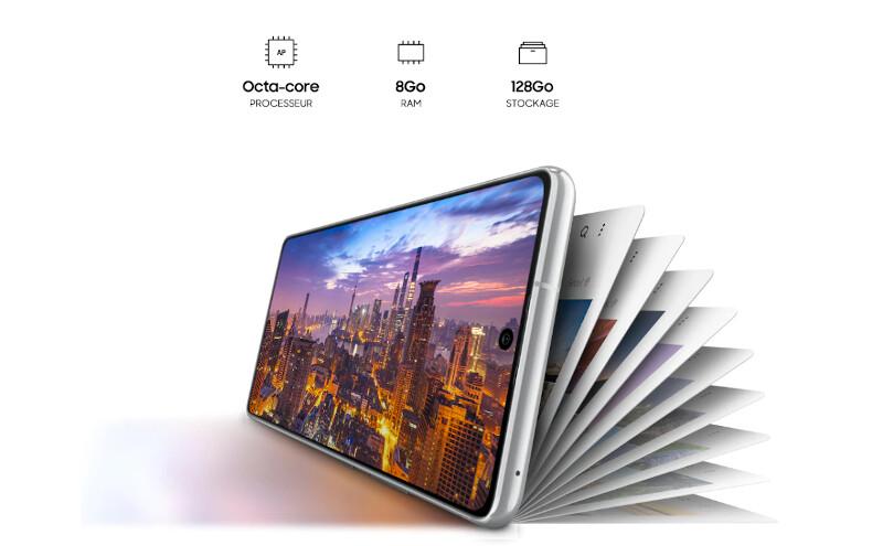 Téléphones neufs Description Samsung S10 Lite 3 en Martinique, en Guadeloupe, en Guyane et à la Réunion