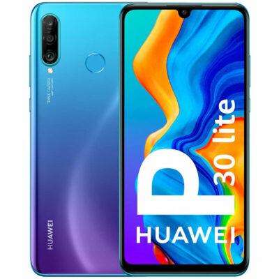 Téléphones neufs Huawei P30 Lite Bleu 5 en Martinique, en Guadeloupe, en Guyane et à la Réunion