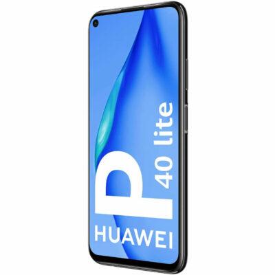 Téléphones neufs Huawei P40 Lite Noir 4 en Martinique, en Guadeloupe, en Guyane et à la Réunion