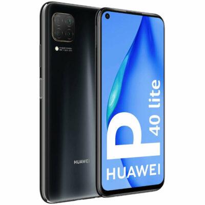 Téléphones neufs Huawei P40 Lite Noir 5 en Martinique, en Guadeloupe, en Guyane et à la Réunion