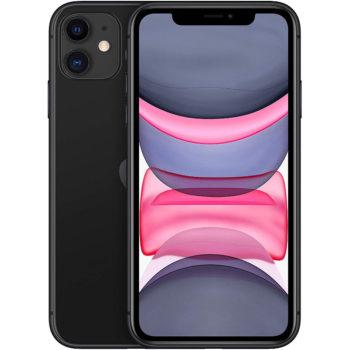 Téléphones neufs Iphone 11 Noir 1 en Martinique, en Guadeloupe, en Guyane et à la Réunion