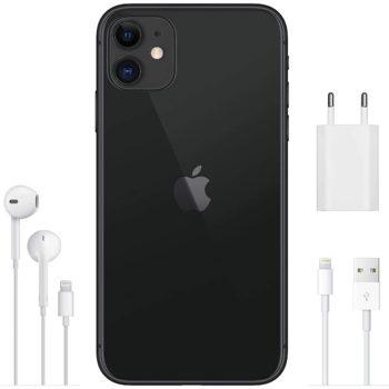 Téléphones neufs Iphone 11 Noir 4 en Martinique, en Guadeloupe, en Guyane et à la Réunion