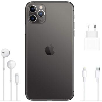 Téléphones neufs Iphone 11 Pro Max Noir 2 en Martinique, en Guadeloupe, en Guyane et à la Réunion