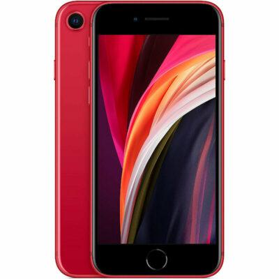 Téléphones neufs Iphone SE Rouge 5 en Martinique, en Guadeloupe, en Guyane et à la Réunion