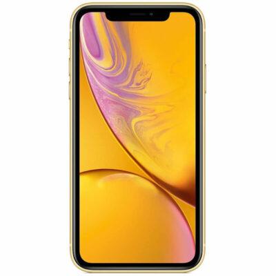 Téléphones neufs Iphone XR Jaune 1 en Martinique, en Guadeloupe, en Guyane et à la Réunion