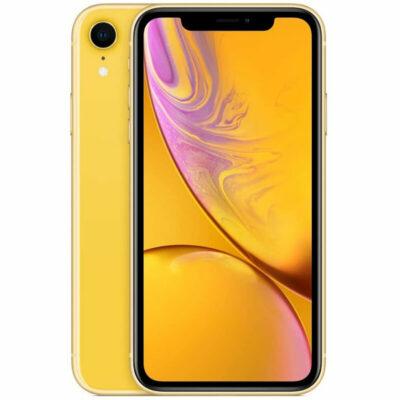 Téléphones neufs Iphone XR Jaune 3 en Martinique, en Guadeloupe, en Guyane et à la Réunion