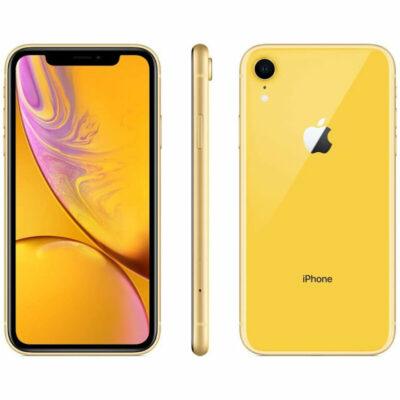 Téléphones neufs Iphone XR Jaune 4 en Martinique, en Guadeloupe, en Guyane et à la Réunion