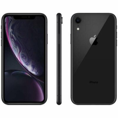 Téléphones neufs Iphone XR Noir 4 en Martinique, en Guadeloupe, en Guyane et à la Réunion