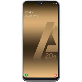 Téléphones neufs Samsung A20e Noir 1 en Martinique, en Guadeloupe, en Guyane et à la Réunion