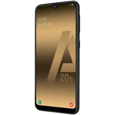 Téléphones neufs Samsung A20e Noir 3 en Martinique, en Guadeloupe, en Guyane et à la Réunion