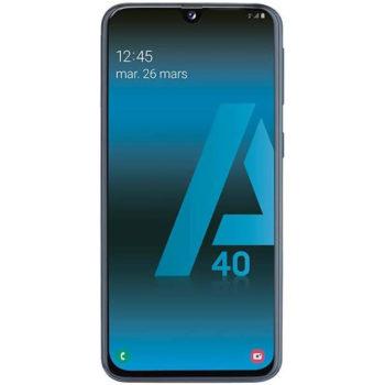 Téléphones neufs Samsung Galaxy A40 Noir 1 en Martinique, en Guadeloupe, en Guyane et à la Réunion