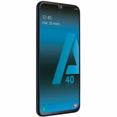 Téléphones neufs Samsung Galaxy A40 Noir 3 en Martinique, en Guadeloupe, en Guyane et à la Réunion