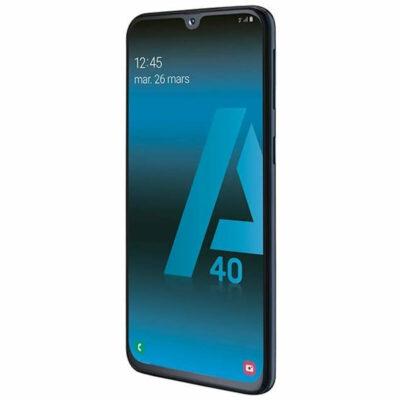 Téléphones neufs Samsung Galaxy A40 Noir 4 en Martinique, en Guadeloupe, en Guyane et à la Réunion