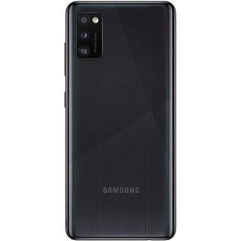 Téléphones neufs Samsung Galaxy A41 Noir 2 en Martinique, en Guadeloupe, en Guyane et à la Réunion