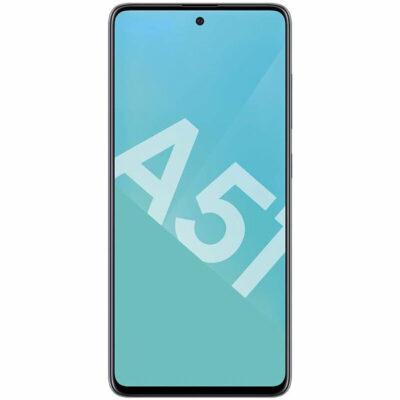 Téléphones neufs Samsung Galaxy A51 Noir 1 en Martinique, en Guadeloupe, en Guyane et à la Réunion