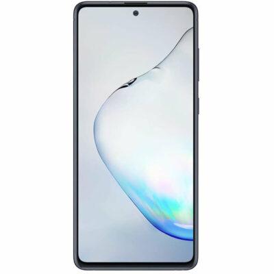 Téléphones neufs Samsung Galaxy Note 10 Lite Noir 1 en Martinique, en Guadeloupe, en Guyane et à la Réunion