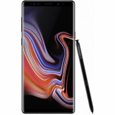 Téléphones neufs Samsung Galaxy Note 9 Noir 1 en Martinique, en Guadeloupe, en Guyane et à la Réunion