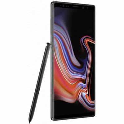 Téléphones neufs Samsung Galaxy Note 9 Noir 3 en Martinique, en Guadeloupe, en Guyane et à la Réunion