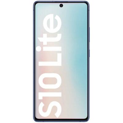 Téléphones neufs Samsung S10 lite Bleu 1 en Martinique, en Guadeloupe, en Guyane et à la Réunion