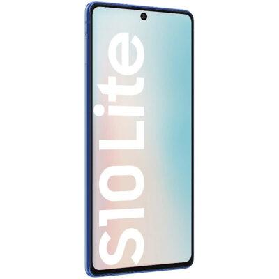 Téléphones neufs Samsung S10 lite Bleu 5 en Martinique, en Guadeloupe, en Guyane et à la Réunion