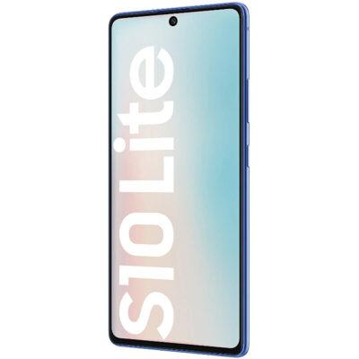 Téléphones neufs Samsung S10 lite Bleu 6 en Martinique, en Guadeloupe, en Guyane et à la Réunion
