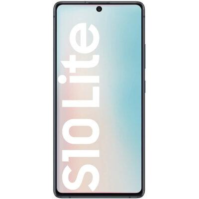 Téléphones neufs Samsung S10 lite Noir 1 en Martinique, en Guadeloupe, en Guyane et à la Réunion