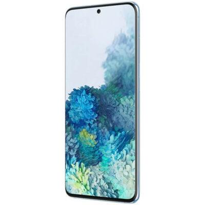Téléphones neufs Samsung S20 Bleu 3 en Martinique, en Guadeloupe, en Guyane et à la Réunion
