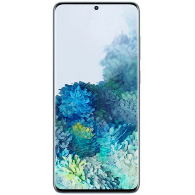 Téléphones neufs Samsung S20 Plus Bleu 1 en Martinique, en Guadeloupe, en Guyane et à la Réunion
