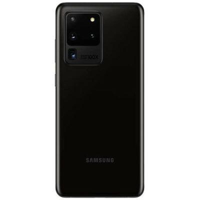 Téléphones neufs Samsung S20 Ultra 5G Noir 2 en Martinique, en Guadeloupe, en Guyane et à la Réunion