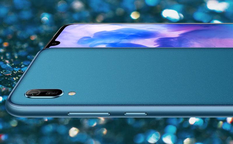 Téléphones neufs Description Huawei Y6 2019 1 en Martinique, en Guadeloupe, en Guyane et à la Réunion