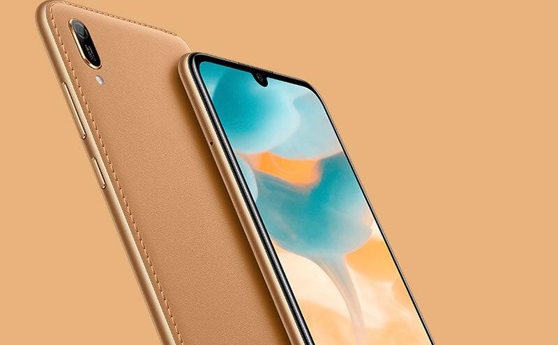 Téléphones neufs Description Huawei Y6 2019 2 en Martinique, en Guadeloupe, en Guyane et à la Réunion