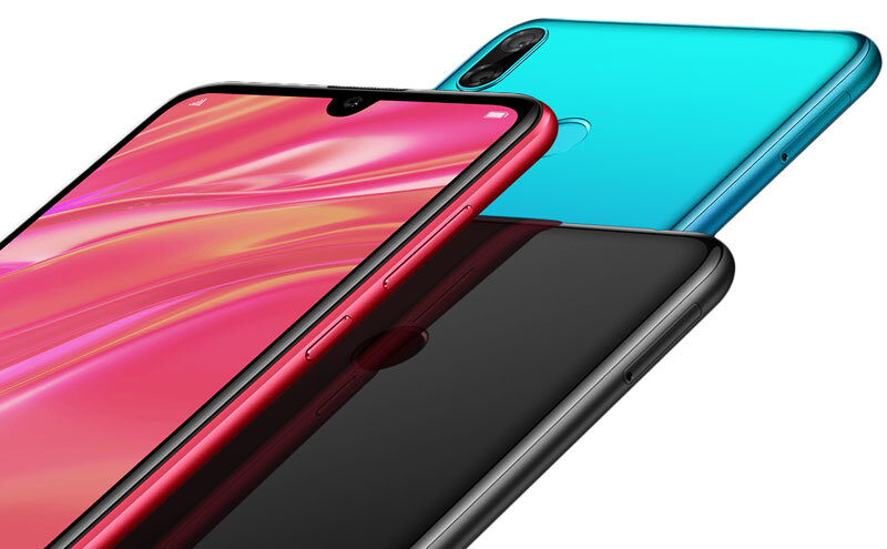 Téléphones neufs Description Huawei Y7 2019 2 en Martinique, en Guadeloupe, en Guyane et à la Réunion