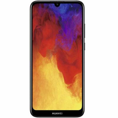 Téléphones neufs Huawei Y6 2019 Noir 1 en Martinique, en Guadeloupe, en Guyane et à la Réunion