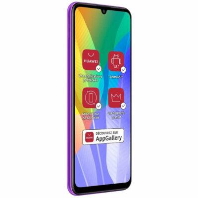 Téléphones neufs Huawei Y6P Violet 3 en Martinique, en Guadeloupe, en Guyane et à la Réunion